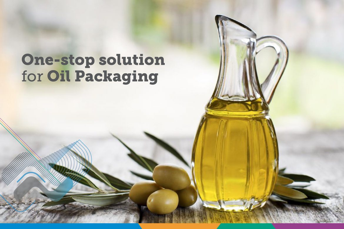One-stop solution for Oil Packaging
