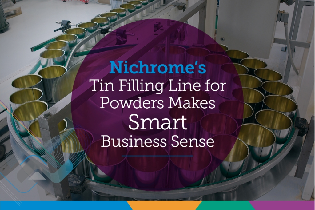 Tin Filling Line
