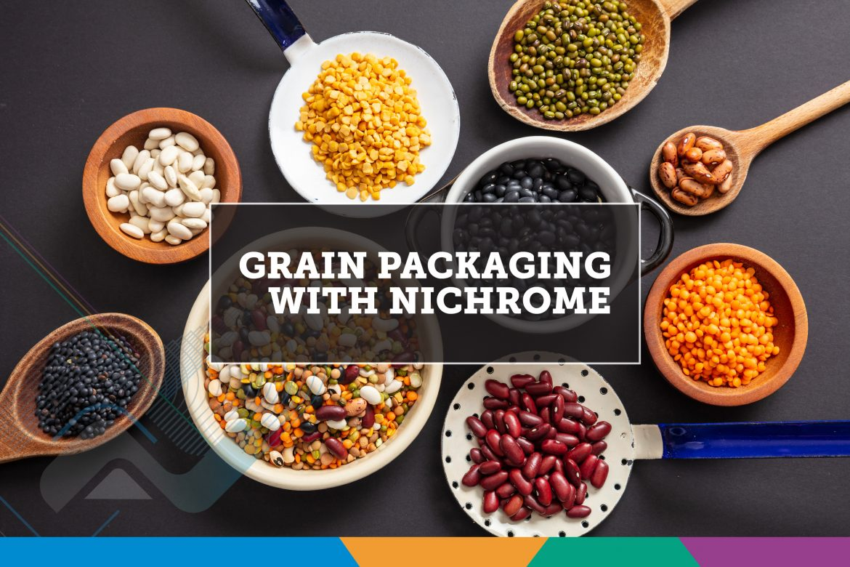 Grains & Seeds Packaging Machine