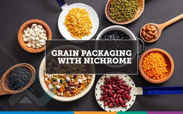 Grains & Seeds Packaging Machine