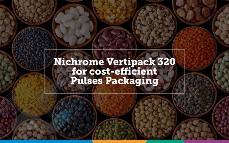 Grain Packaging Machine | Food Packaging Machines | Nichrome