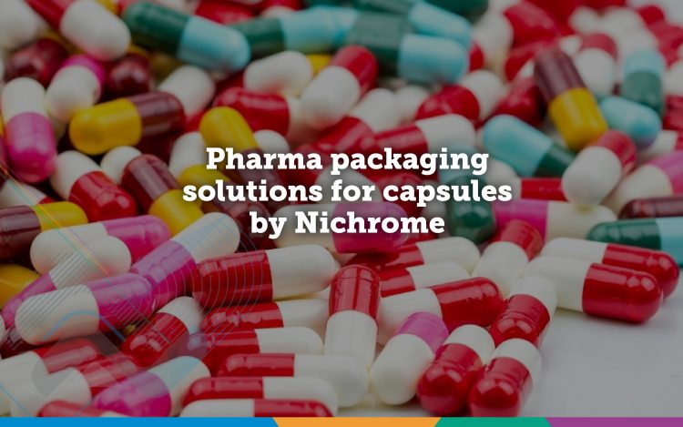 Pharma packaging solutions for capsules