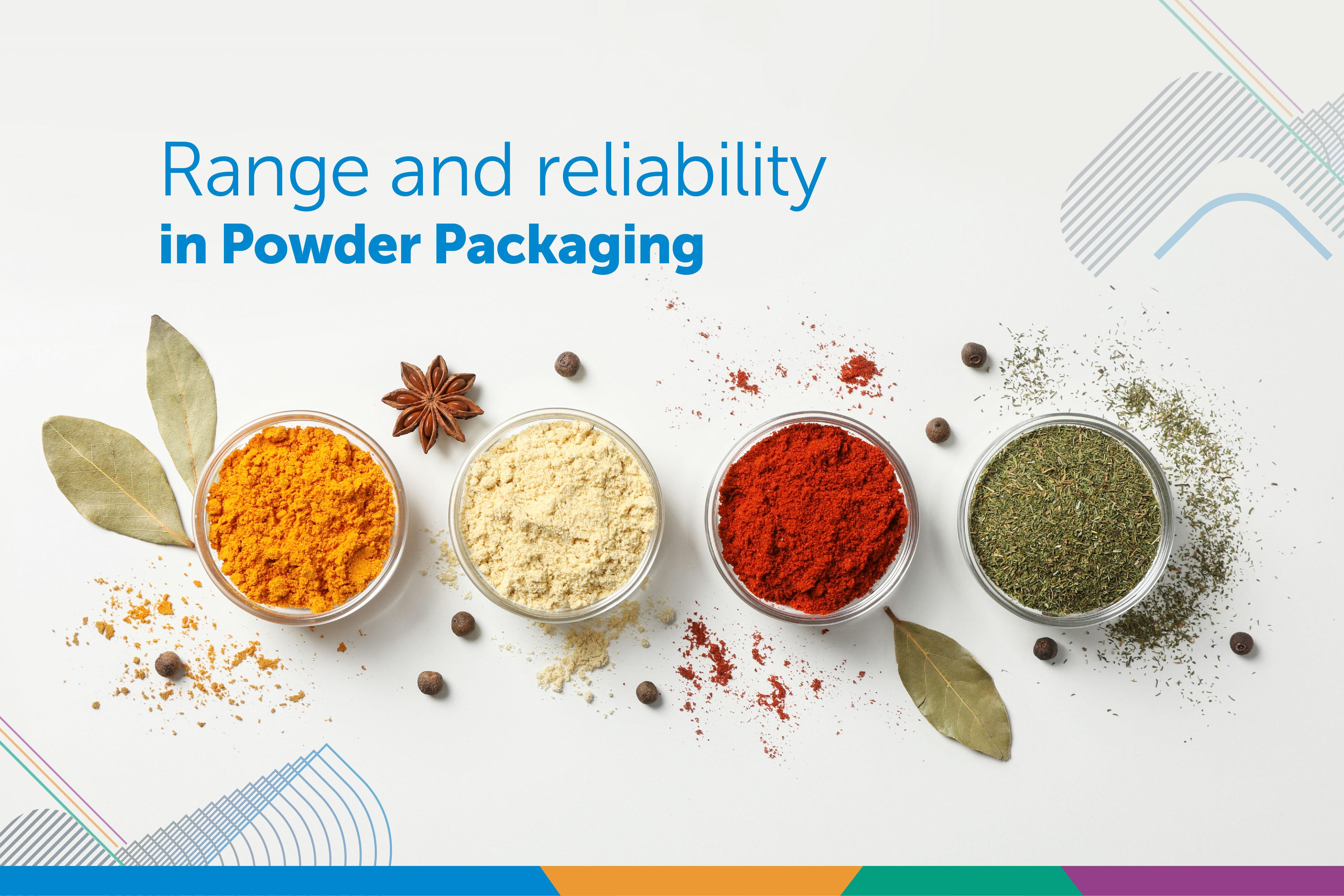 Powder Packaging Machine by Nichrome India