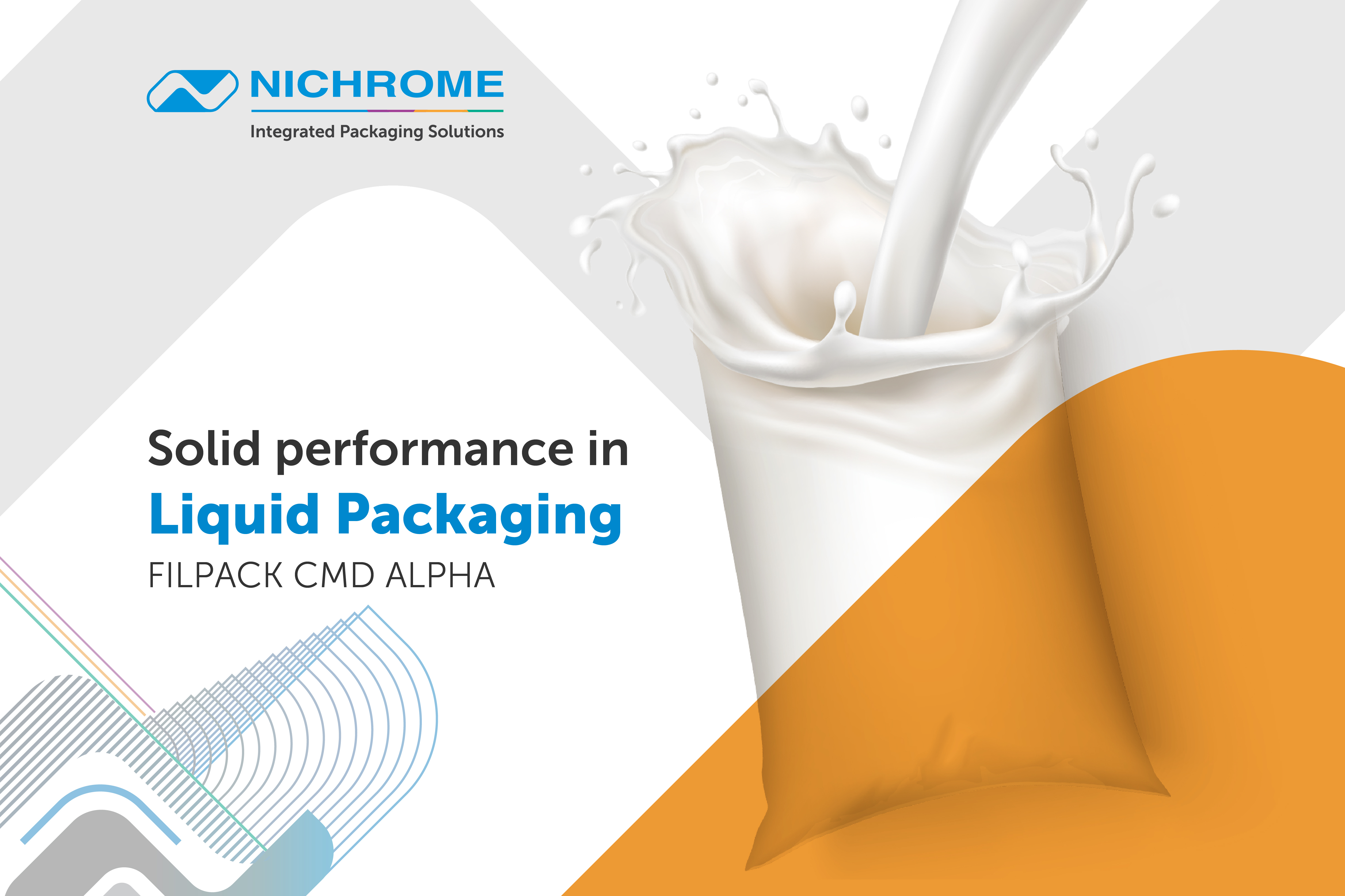 Liquid Packaging Machine by Nichrome
