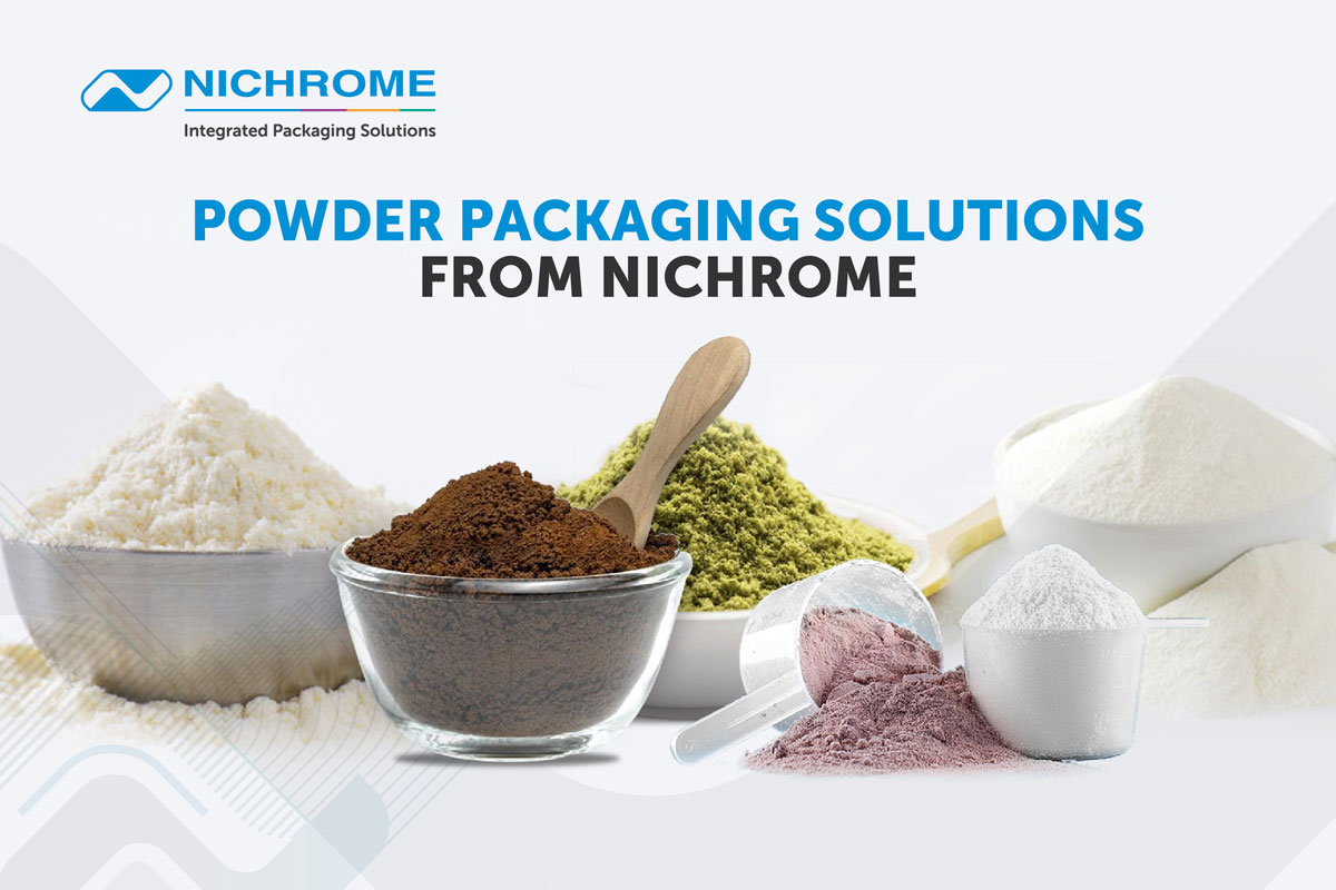 Powder packaging solutions